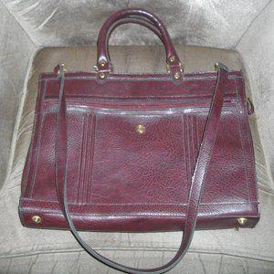 Cornell Leather Briefcase